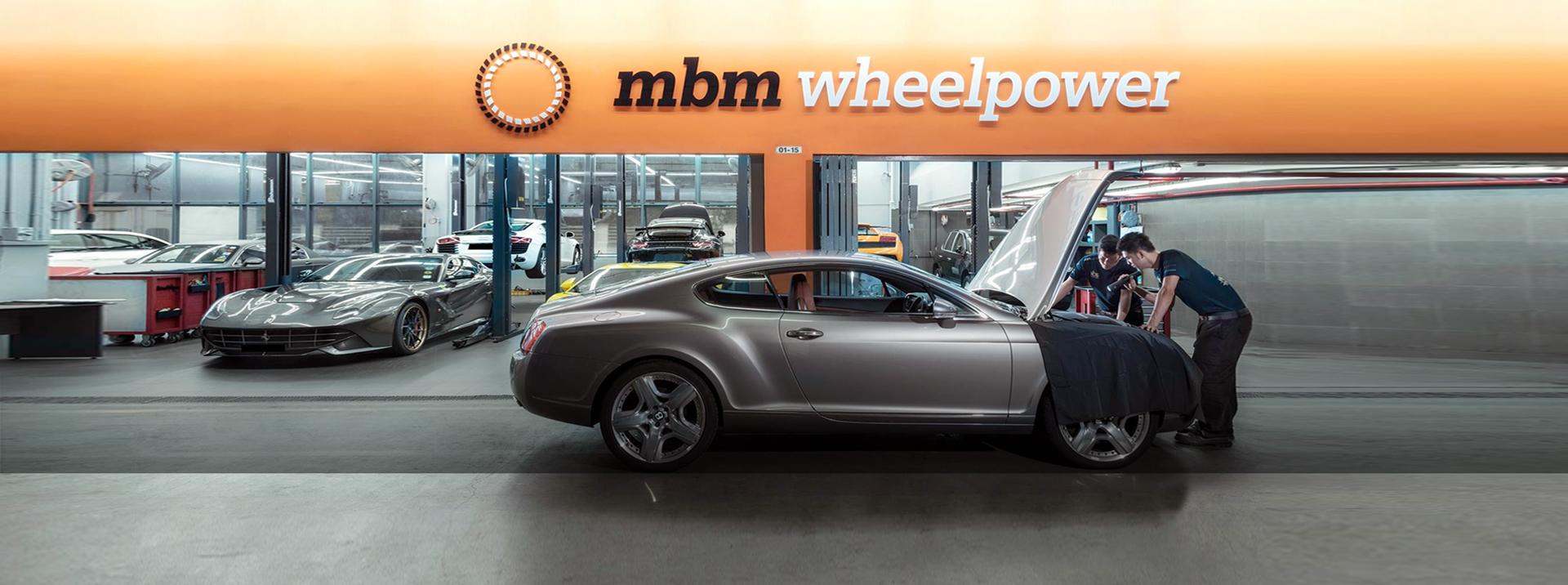 Hi Tech equipment, modern technology. Unrivalled Technical Prowess - MBM Wheelpower